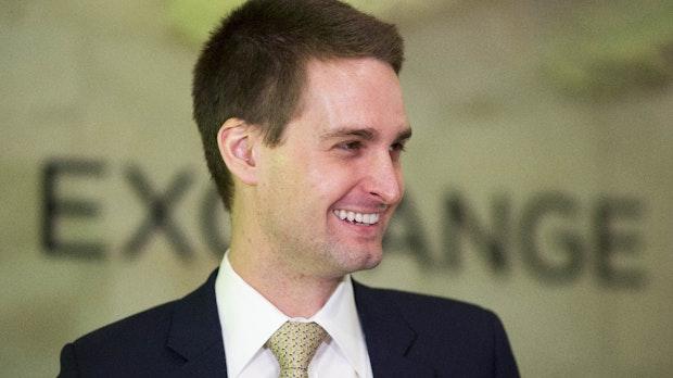 Snap-IPO: Warum Evan Spiegel das Twitter-Gespenst noch lange verfolgen dürfte