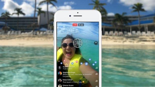 Facebook greift Fernsehen an: Erste Serien und Shows im Sommer