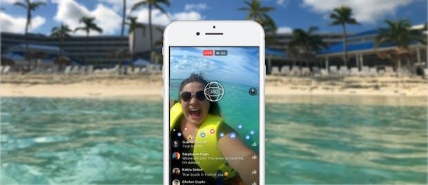 360-Grad-Live-Streaming jetzt für alle Facebook-Nutzer möglich
