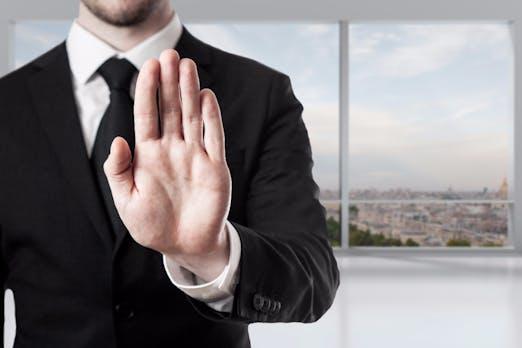 Hausverbot im Onlineshop: Was der Händler darf und was nicht