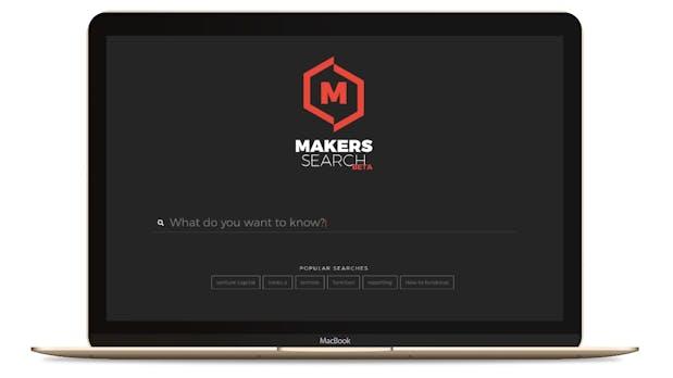 Suchmaschine für Gründer: Makers Search startet in Deutschland