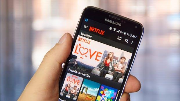 Netflix kratzt an 100-Millionen-Marke –  aber das Nutzerwachstum flaut ab