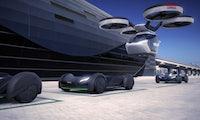 Lufttaxi der Zukunft? Airbus zeigt Auto-Drohnen-System Pop.Up