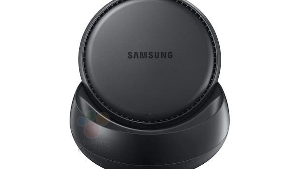 Dex-Station für das Samsung Galaxy S8. (Bild: Roland Quandt; Winfuture)