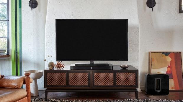 Sonos Playbase ist offiziell: Neues kabelloses TV-Hifi-System mit künftiger Echo-Anbindung