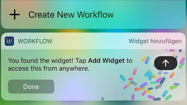 11 coole Dinge, die du mit Apples Workflow-App auf dem iPhone machen kannst