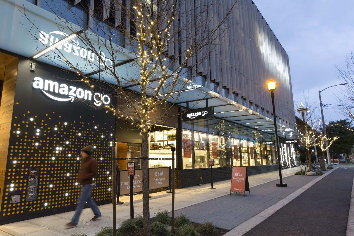 Amazon Go: Kassenloser Supermarkt scheitert im Praxistest