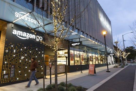 Amazon Go: Vorbereitungen für den Start der kassenlosen Supermarkt-Kette laufen