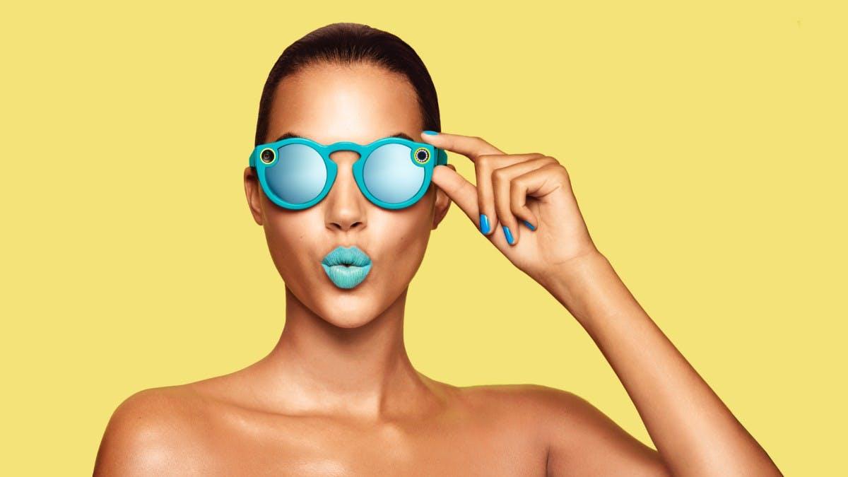 Smarte Brille: Facebook und Ray-Ban wollen Smartphone ersetzen