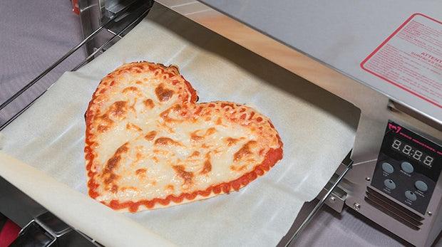 Fast Food dank 3D-Technologie? Klar geht das – mit diesem Pizzadrucker