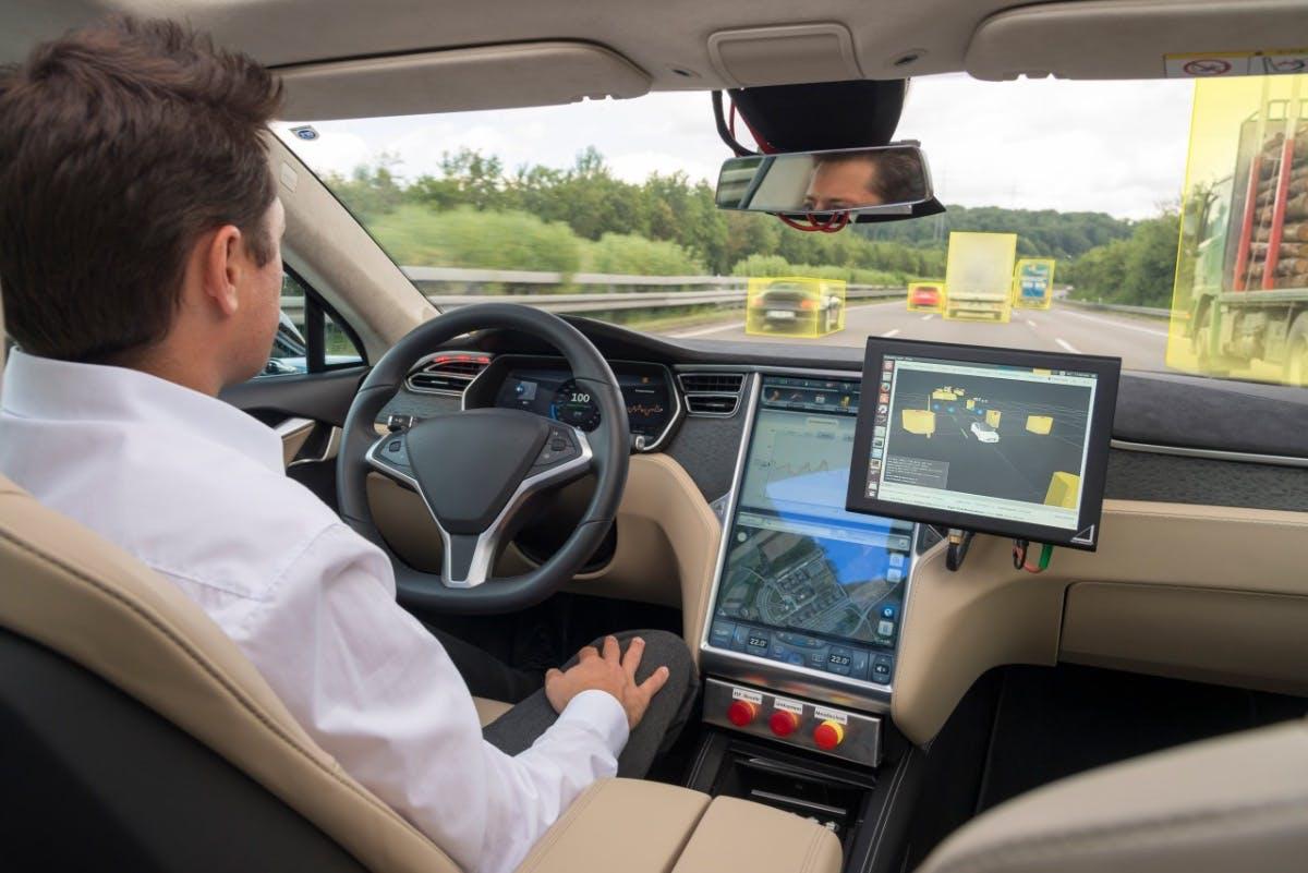 Selbstfahrende Autos: Deutsche Hersteller bei Patenten vorn