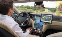Selbstfahrende Autos: Bosch stellt KI-Autocomputer und Mobilitätsplattform vor