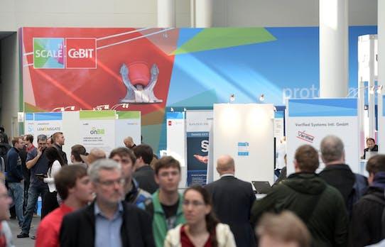 Cebit 2017: Diese Startup-Highlights solltet ihr nicht verpassen