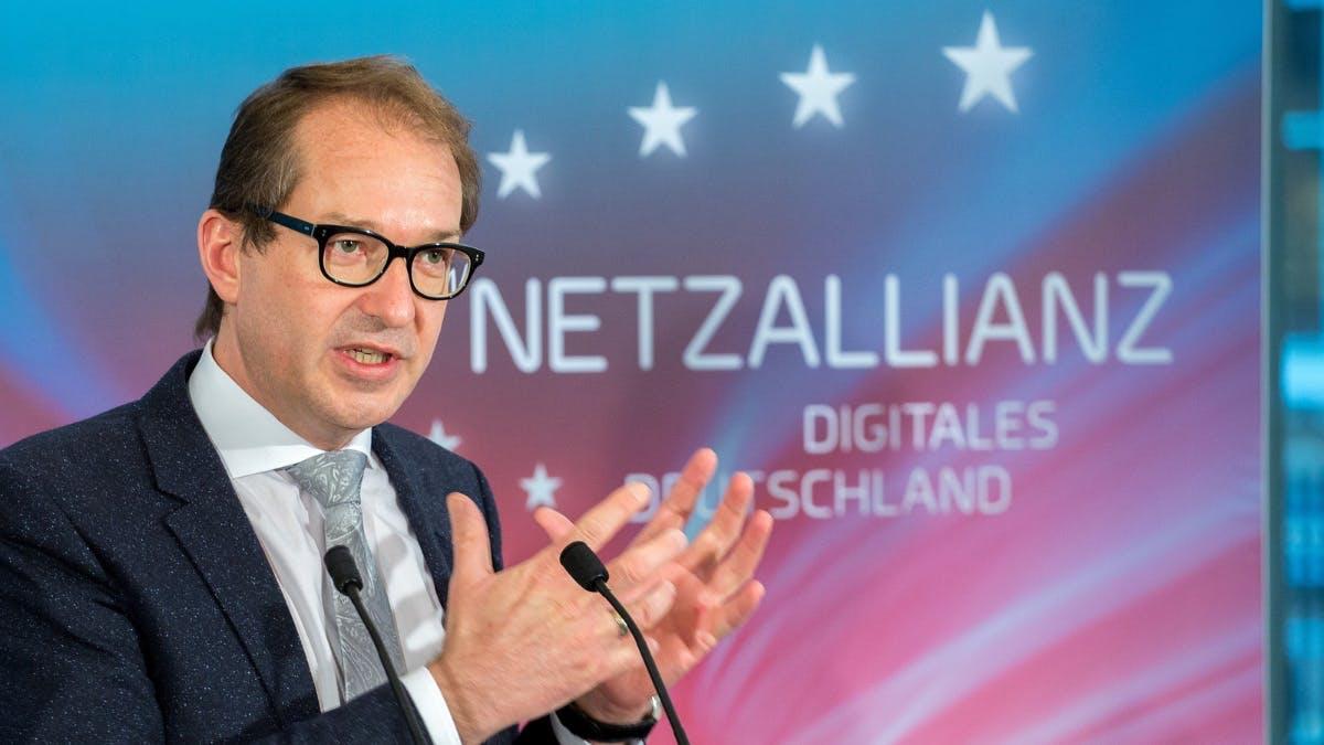 100 Milliarden Euro für den Netzausbau: Deutschland will Gigabit-Internet bis 2025