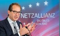 CSU-Landesgruppenchef Dobrindt will deutsches Mobilfunknetz staatlich ausbauen