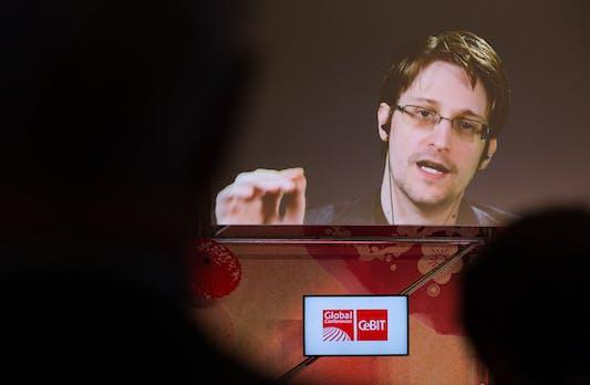 Edward Snowden lobt Fortschritte bei Verschlüsselungstechniken