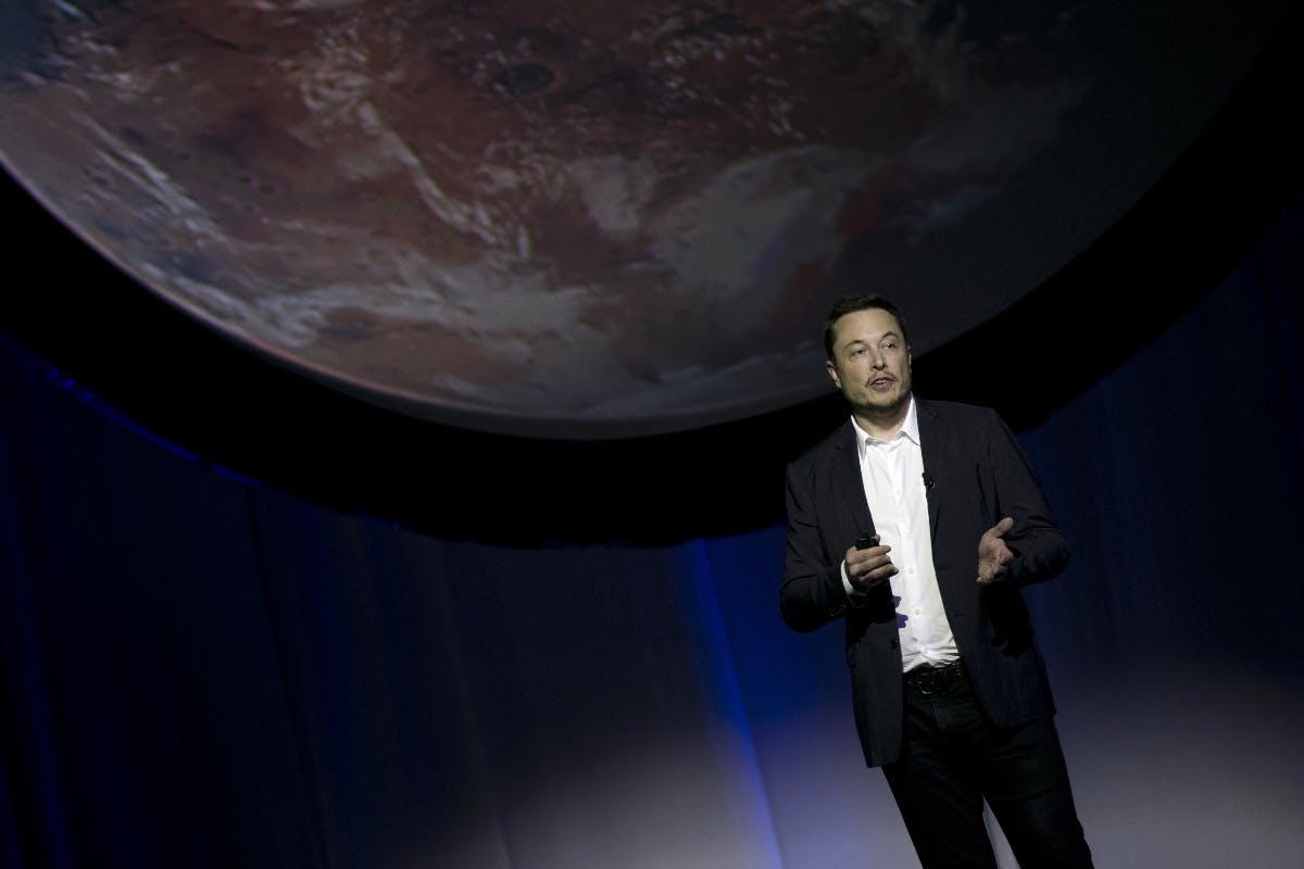Elon Musk schreibt erneut Raumfahrtgeschichte