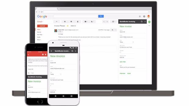 Entwicklerprogramm gestartet: Gmail bekommt native Erweiterung