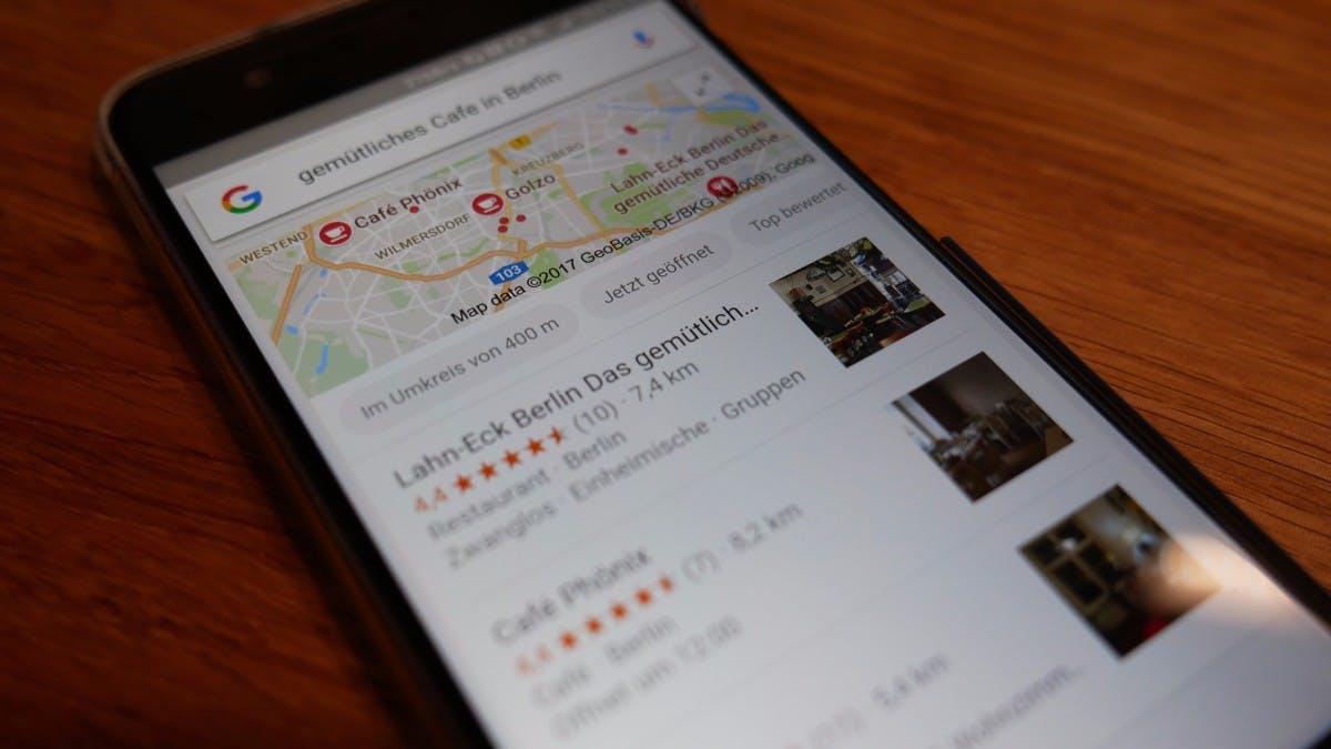 Rich Cards: Googles bildgewaltige mobile Suche startet in Deutschland
