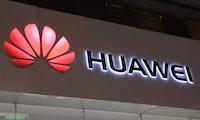 Nach US-Sanktionen: Huawei wächst im dritten Quartal langsamer