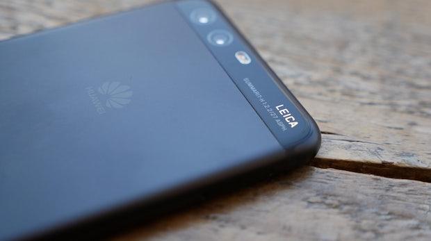 Huawei P10 im Test: Leica schießt immer schärfer