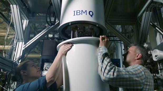 IBM baut den ersten kommerziell verfügbaren Quantencomputer