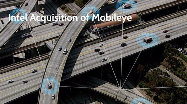 Autonomes Fahren: Intel kauft Mobileye für 14 Milliarden Euro