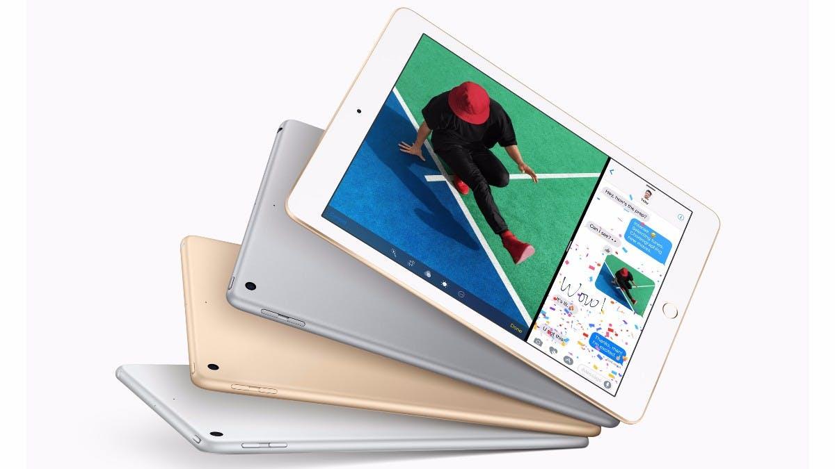 Das neue iPad. (Bild: Apple)