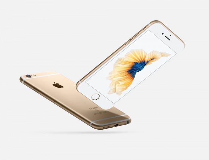 In Gold und mit 32 Gigabyte: Apple bringt das iPhone 6 zurück