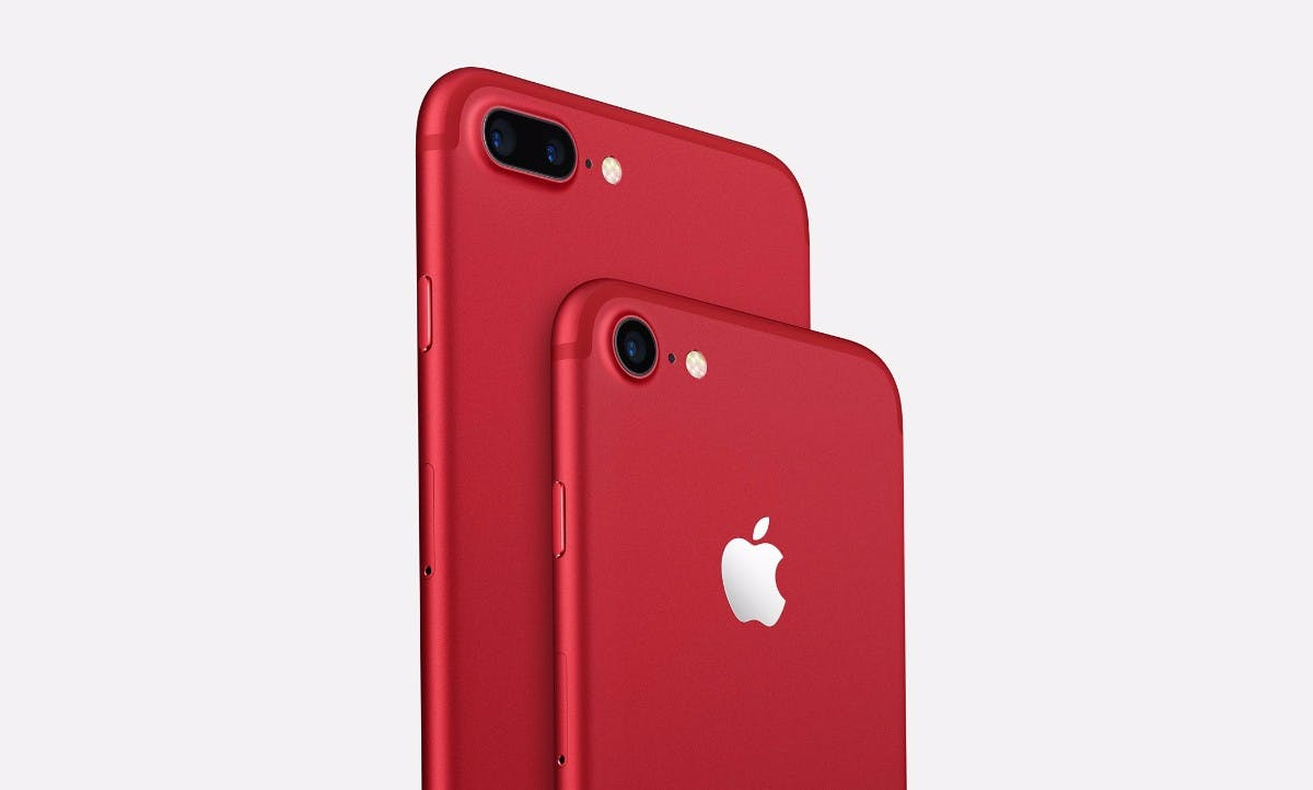 Apples iPhone besitzt eine loyale Anhängerschaft. (Bild: Apple)
