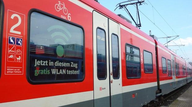 Sänk you for Echtzeitdaten: Bahn will Fahrtzeiten besser kenntlich machen