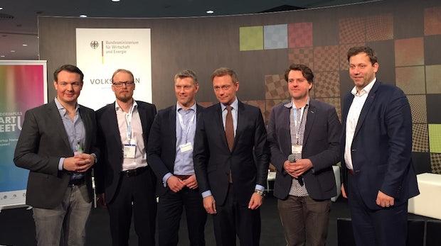 """FDP-Chef Lindner: """"Durch die Digitalisierung werden schmutzige und unbequeme Jobs wegfallen"""""""