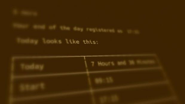 Nur ein Befehl nötig: Kommandozeilenwerkzeug macht Zeiterfassung richtig einfach