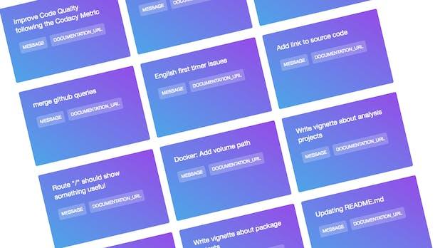 Einstieg in die Open-Source-Welt: Hier gibt's Github-Issues für Neulinge