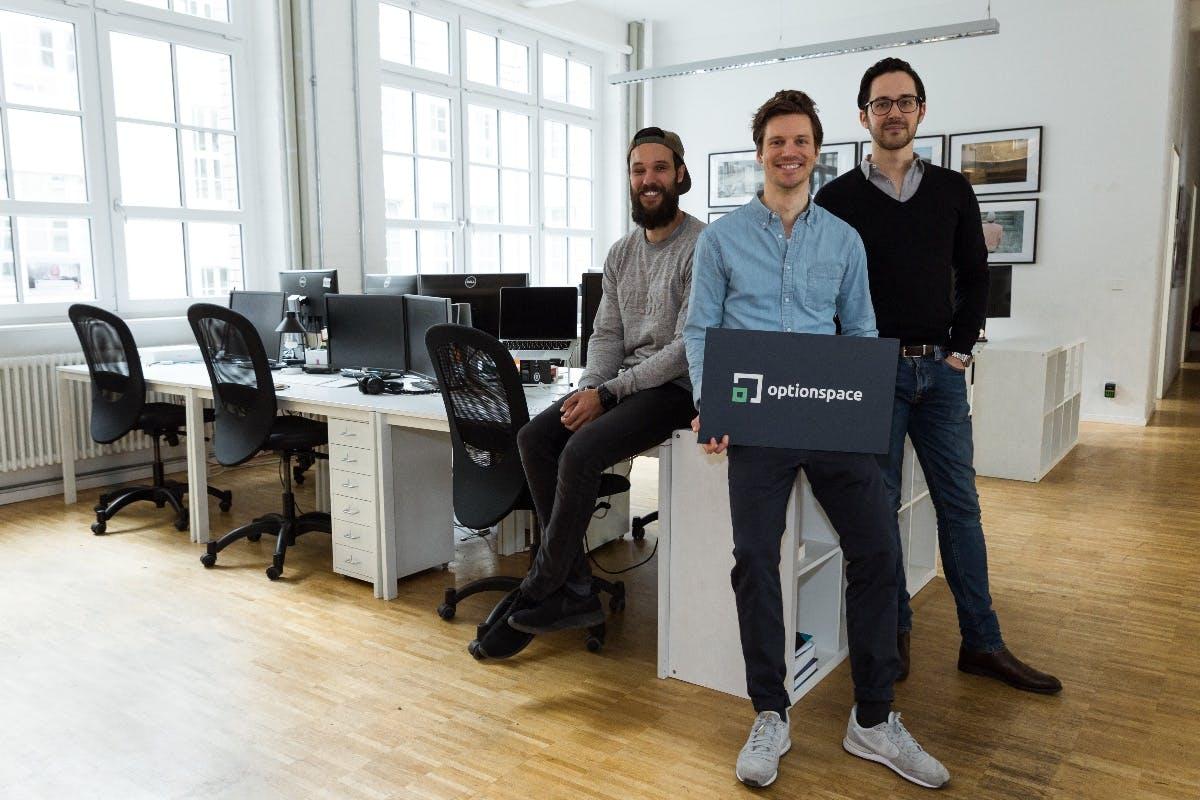 Optionspace: Dieses Startup hilft euch bei der Untervermietung