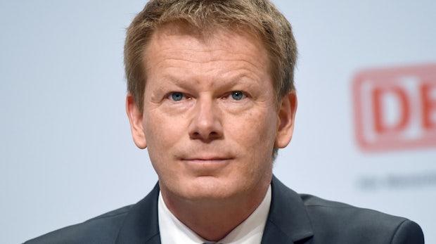 Bahnchef gesteht Fehler bei der Digitalisierung ein