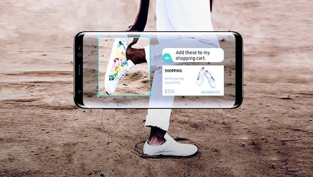 Bixby soll euch im Alltag unterstützen.  (Bild: Samsung)