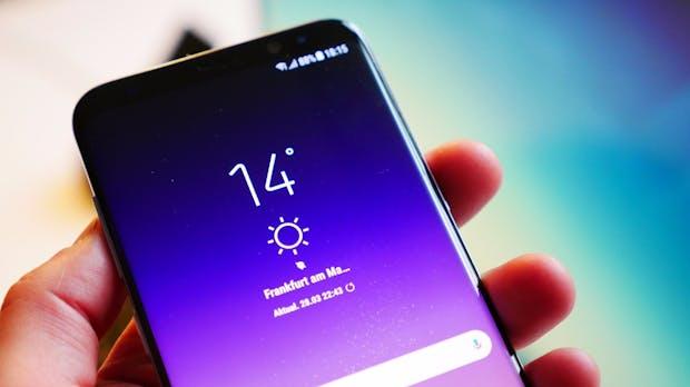 Samsung Galaxy S8 und S8 Plus: Erste Eindrücke von den neuen Flaggschiffen