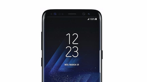Samsung Galaxy S8 in voller Pracht geleakt – inklusive Bixby-Button und Hands-On-Video