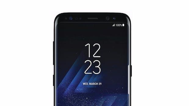 Samsung Galaxy S8: Das hat das Smartphone-Flaggschiff an Bord – und so wird es aussehen