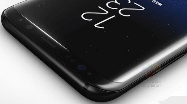 Viele Bilder und Spezifikationen: Samsung Galaxy S8 (fast) komplett geleakt