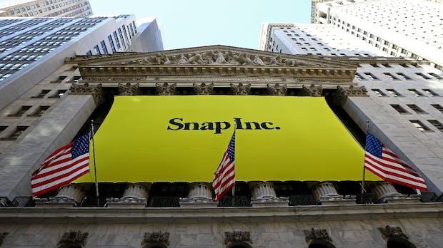 30 Milliarden Dollar: Snapchat soll mehrfach Google-Angebote abgelehnt haben