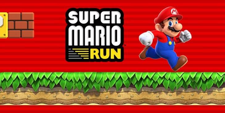 Super Mario Run ist jetzt auch für Android verfügbar