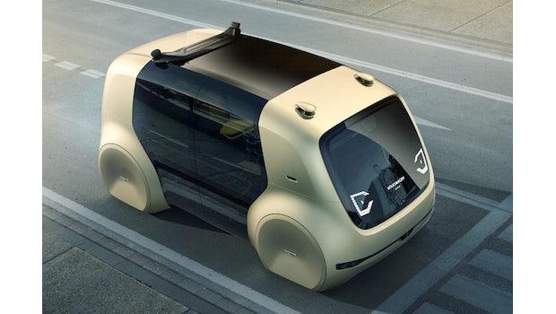 Volkswagen Sedric. (Bild: Volkswagen Group)