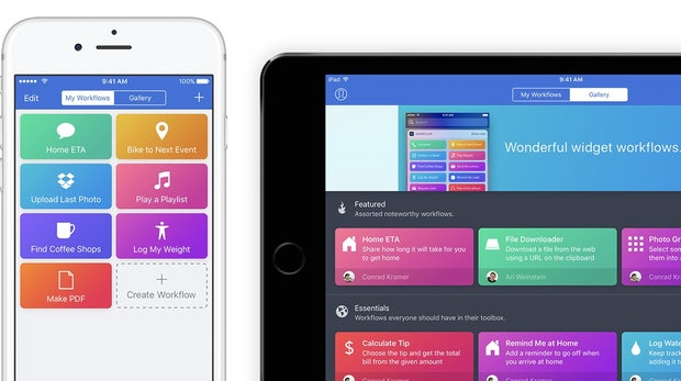 Apple übernimmt Workflow: Automations-App für iOS ab sofort kostenlos