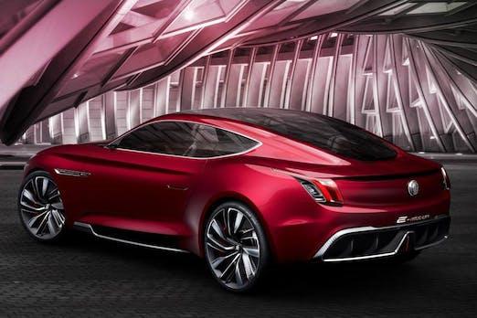 E-Motion: MG plant günstigen Elektro-Sportwagen für unter 36.000 Euro