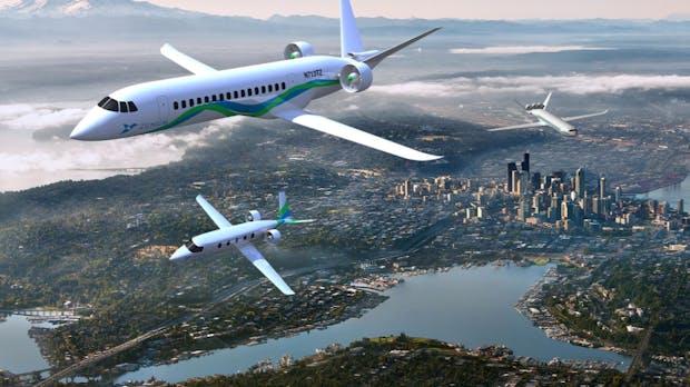 Elektrifiziert durch die Luft: Norwegen will für Kurzstreckenflüge auf Elektroflugzeuge umsteigen