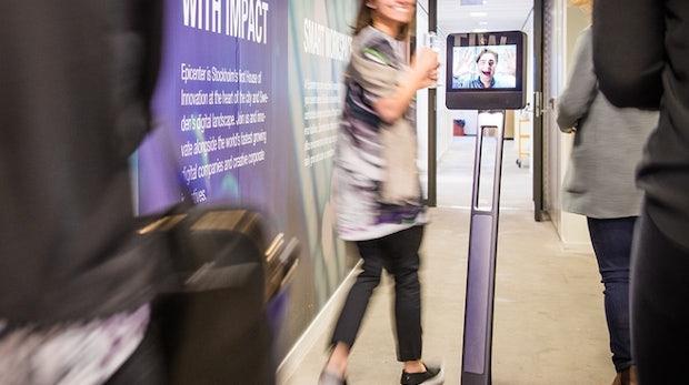 Schwedische Firma baut Mitarbeitern Mikrochips ein – zum Tür öffnen