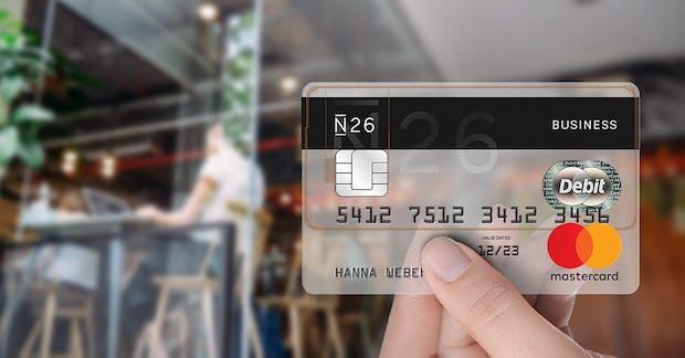 N26 startet Bankkonto für Freelancer