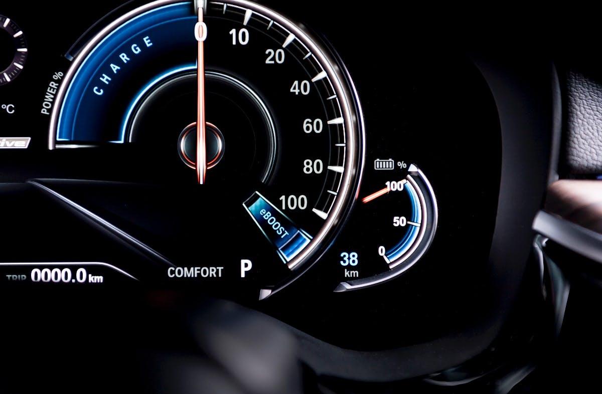 BMW 530e iPerformance. (Foto: BMW)